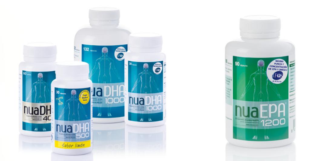 Importancia de los concentrados de alta pureza de EPA y DHA para nuestra salud